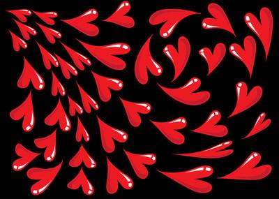心脏的形状设计