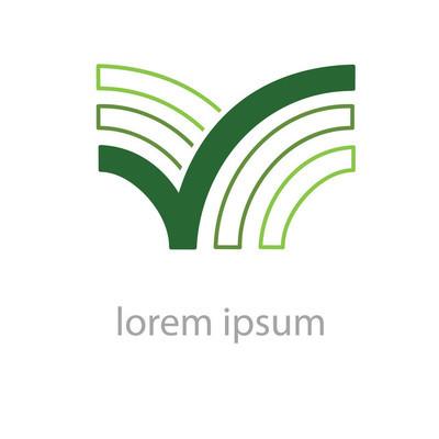 矢量 logo 设计模板