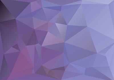 蓝色的紫罗兰色背景
