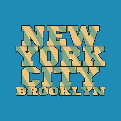 纽约的版式,设计图形