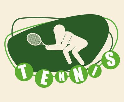 网球运动设计