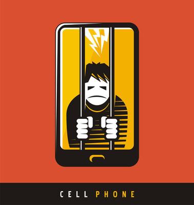 手机创意海报设计