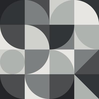 抽象几何图案图形04