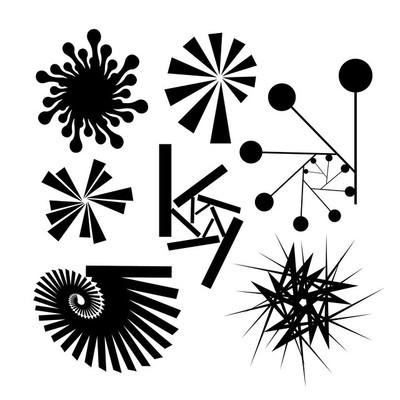 矢量 logo 设计元素