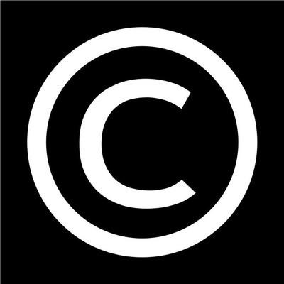 版权符号图标