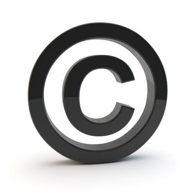 3d 版权符号