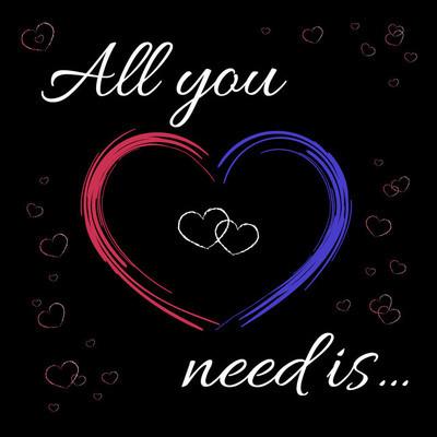 所有你需要