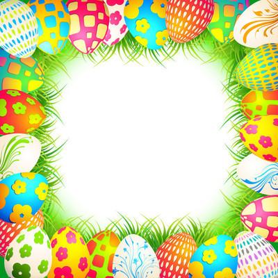 复活节背景