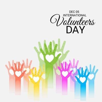 国际志愿者日
