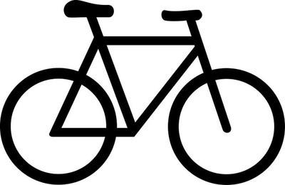 自行车自行车符号