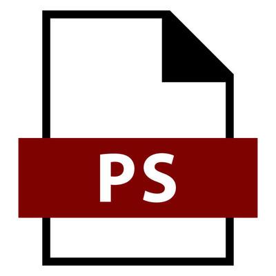 文件名称扩展 Ps 类型