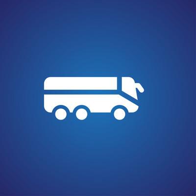 乘客公交车图标