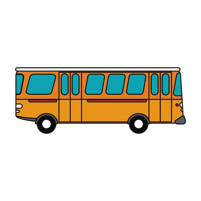 隔离的公交车辆设计