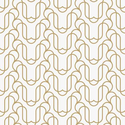 几何线条装饰无缝图案, 现代简约 styl