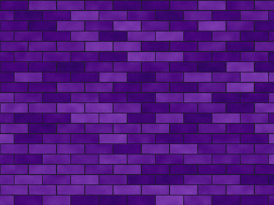 """Background violet """"A brick wall"""""""