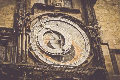 平方和天文时钟
