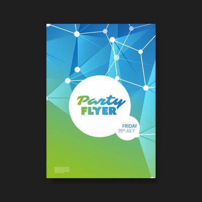 党的封面设计与连接模式