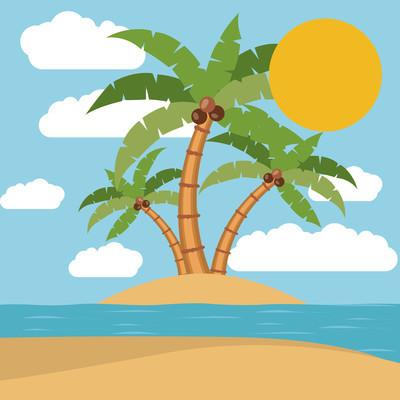 热带夏季景观设计
