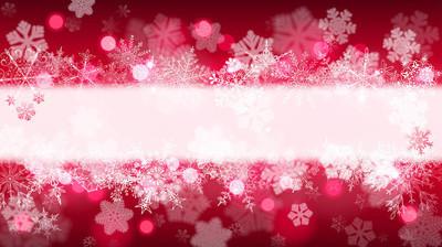 雪花条纹题字的背景