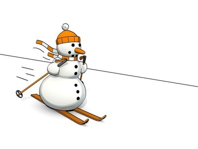 关于滑雪的粗略小雪