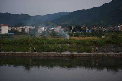 立秋前日,拍了清晨与黄昏,悟到了摄影是用光绘画的道理。