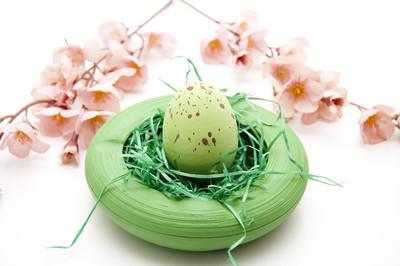 复活节彩蛋复活节气