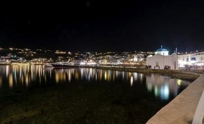 乔拉斯港口,米科诺斯希腊