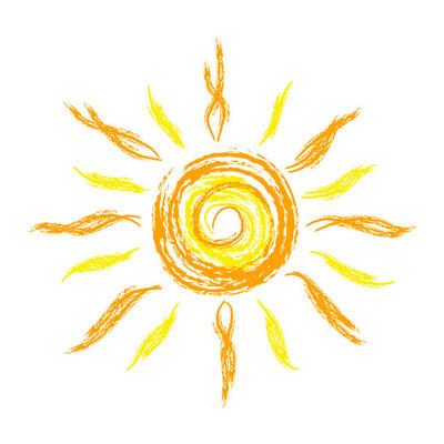 太阳,ai 10