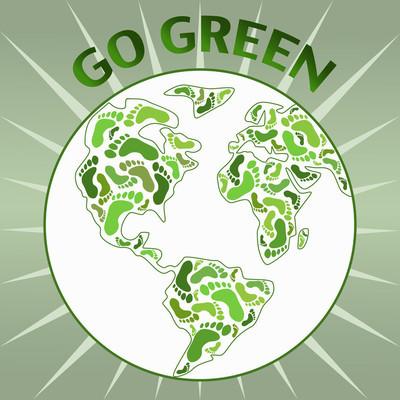 去绿色地球