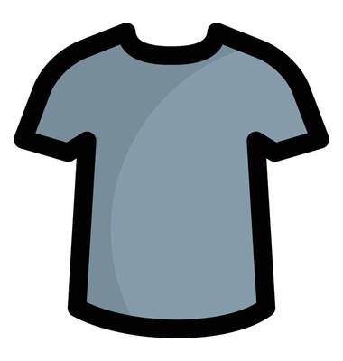 圆颈男装 t恤衫