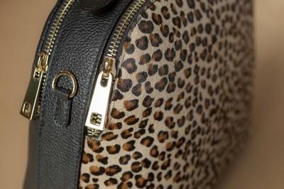 时尚花纹袋