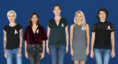 群多样性妇女