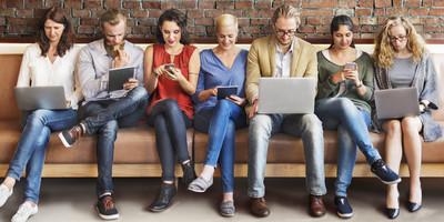 数字设备的多样性人