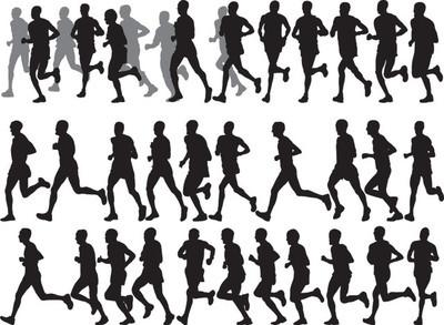 马拉松 2-矢量