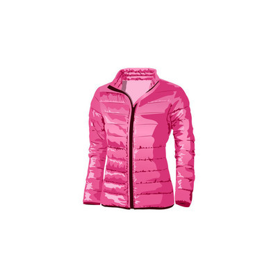 A set of illustrations for website - raster image pink women's clothing. Element 3 jacket clothes autumn clothing garment rain sport fashion wardrobe of Webit.Top
