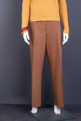 女模特的正式风格长裤