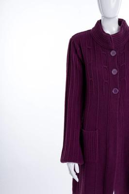 女装时尚针织毛衣