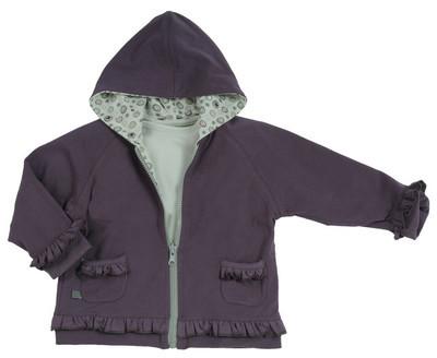 紫罗兰色夹克