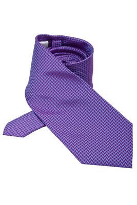 孤立的紫罗兰色领带