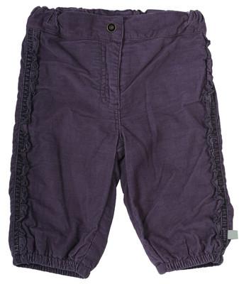 紫罗兰色短裤