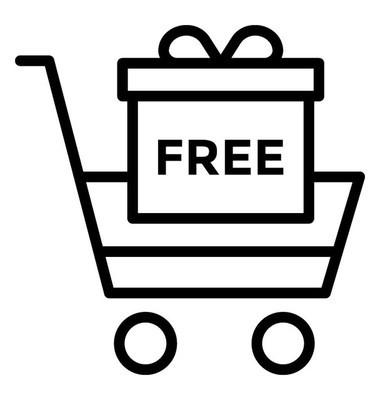 免费购物矢量图标