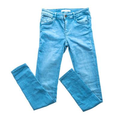 休闲牛仔裤裤
