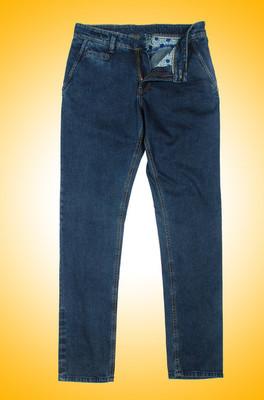 休闲牛仔长裤