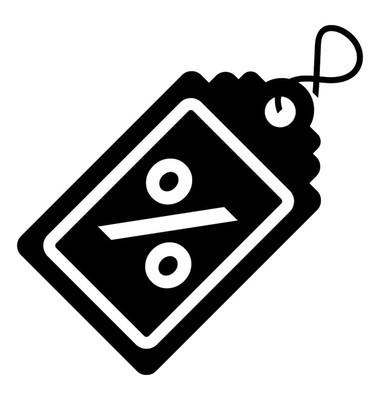 出售标志符号矢量图标