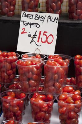 梅花西红柿