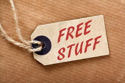 免费的东西