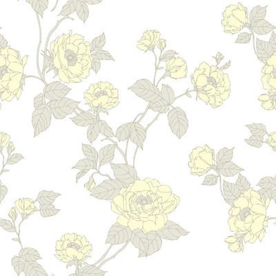 玫瑰花朵图案