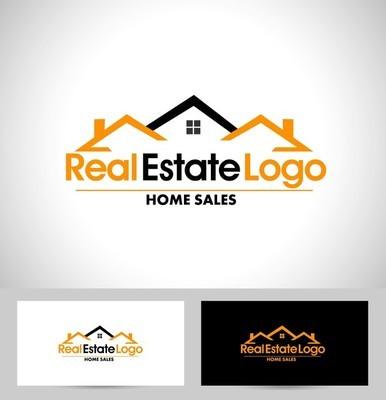 地产logo