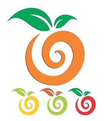 成熟的苹果公司 logo