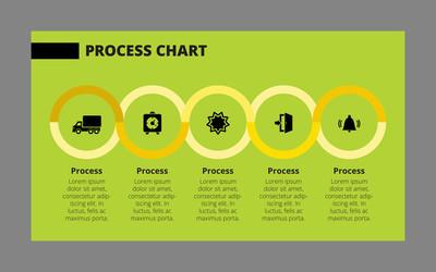 流程图表模板 4